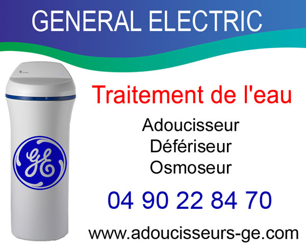adoucisseur d 39 eau traitement de l 39 eau general electric ge vaucluse. Black Bedroom Furniture Sets. Home Design Ideas